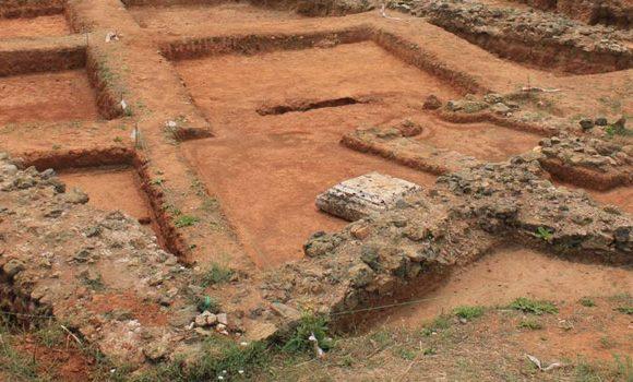 Argos Orestikon Excavation